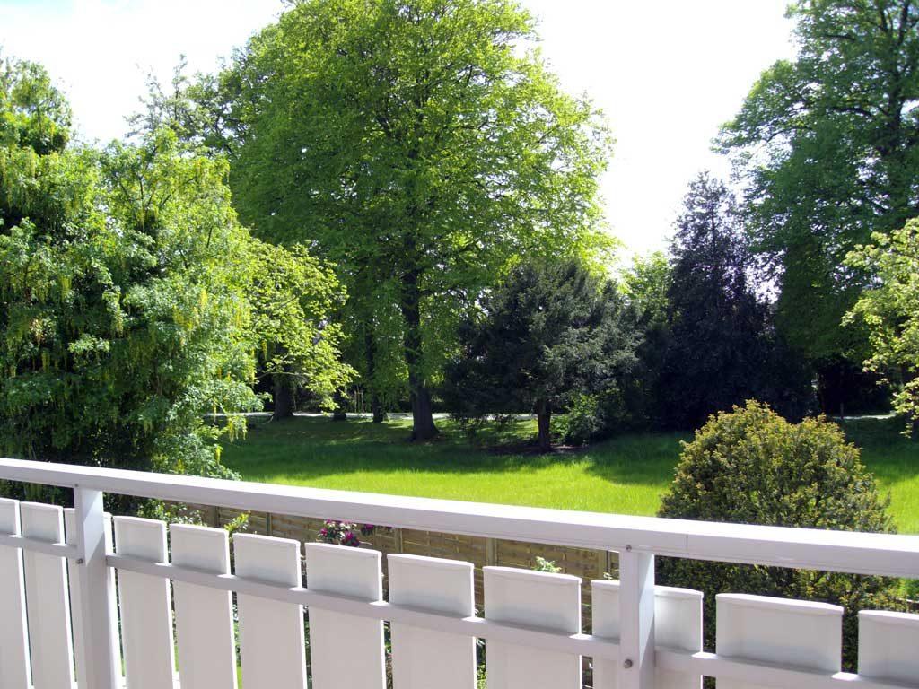 Blick vom Balkon OG