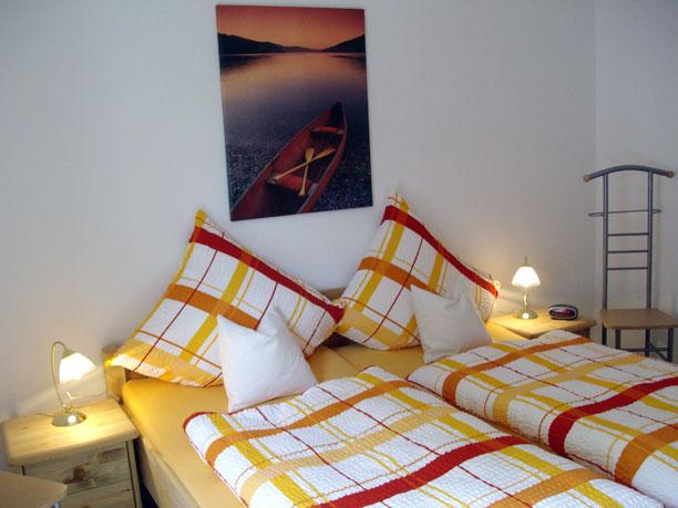 Schlafzimmer 1 EG